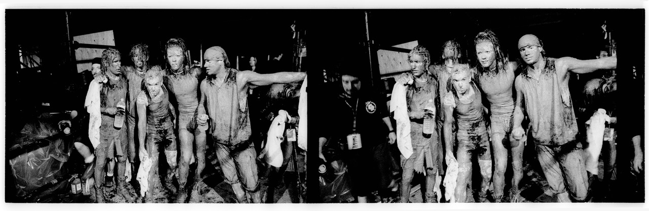 Nine Inch Nails – Woodstock \'94 - ILLNESS ILLUSION