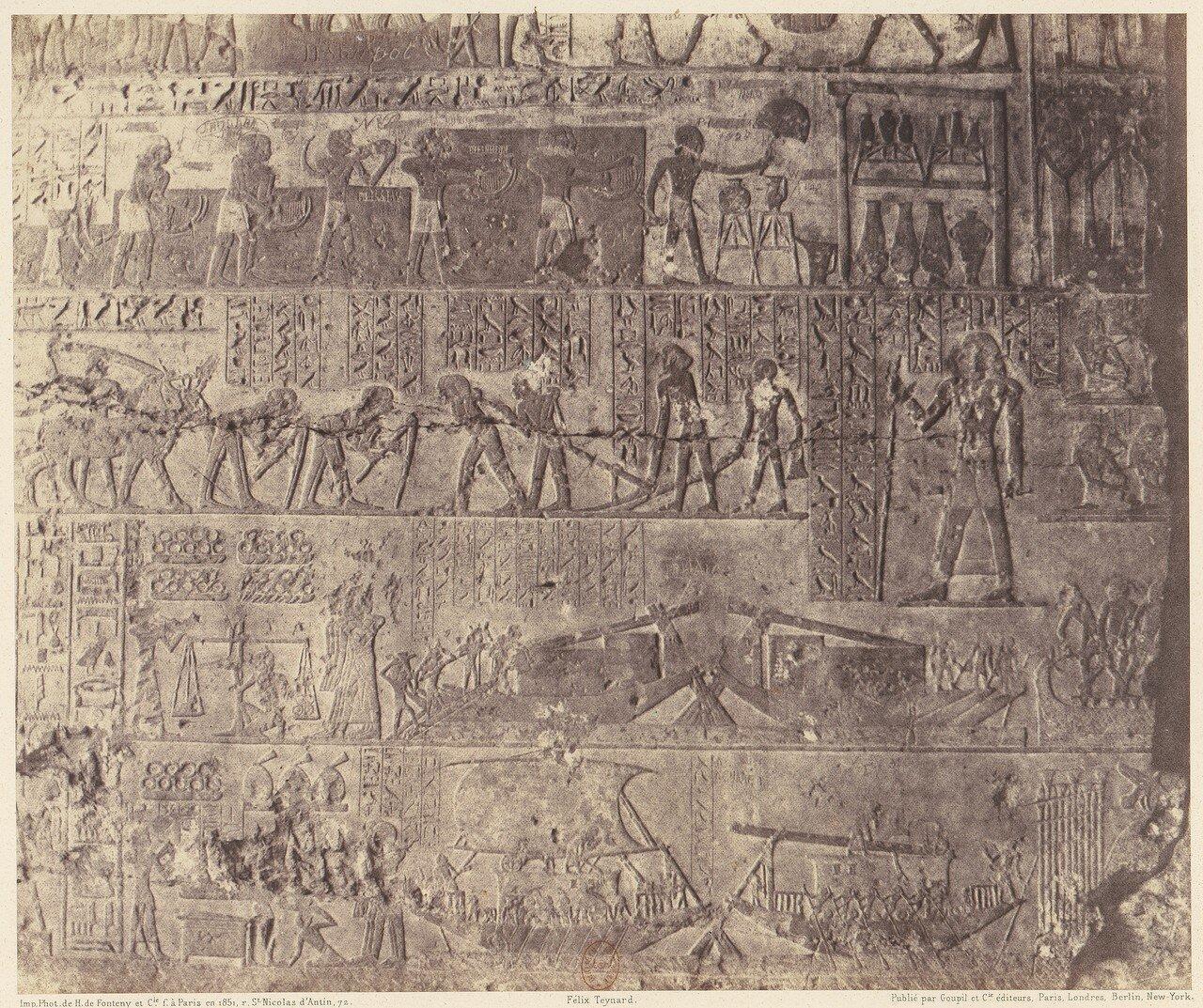 Эль-Каб. Гробница Пахери