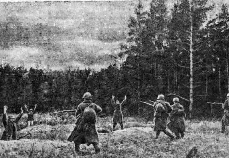 пленные немцы, пленные немцы в советской армии, немцы в советском плену