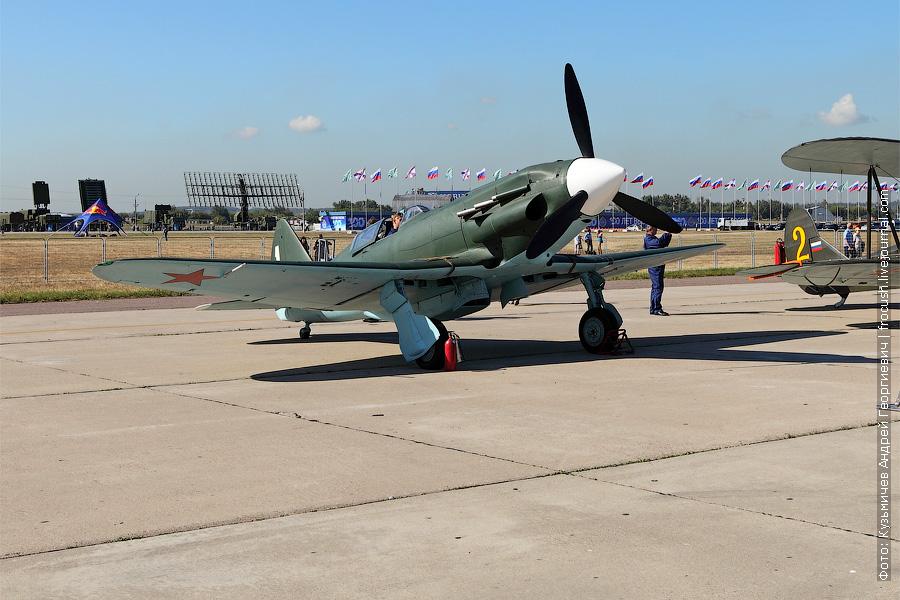 Истребитель 1940 года. МиГ-3