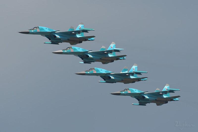 Сухой Су-34 DSC_3260