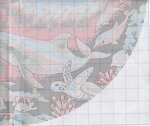 Дельфины.  Вышивка крестом/Морские.  Процитировано.  Среда, 05 Сентября 2012 г. 20:35. в цитатник.
