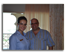 ОАЭ. Рас эль Хайма. Al Hamra Palace Beach Resort.Встреча земляков (омичей) в ОАЭ