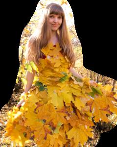 Леди осень
