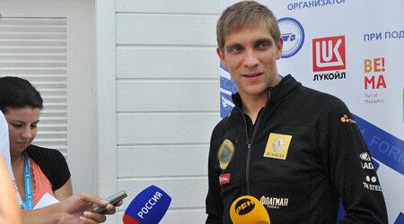 Виталий Петров сказал, что гонка его расстроила