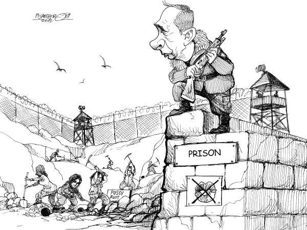 Pussy Riot в иностранных карикатурах 0_b08a5_33c85867_orig
