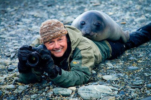 Забавные фото животных в путешествиях