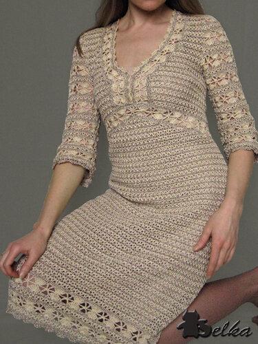 Вот фото оригинального платья