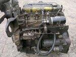 Двигатель PERKINS 4 цилиндровый