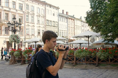 На Рыночной площади