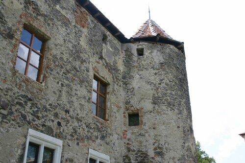 Очередной замок в Чинадиево