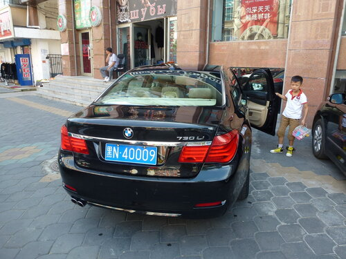 BMW китайского производства