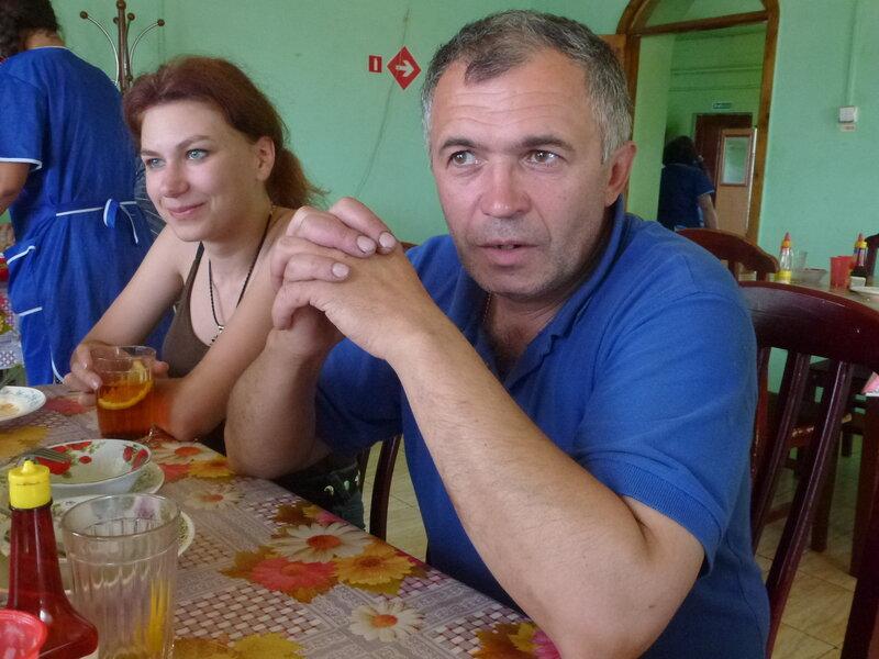 Виталий Вдовичев расказыватет о Магадане