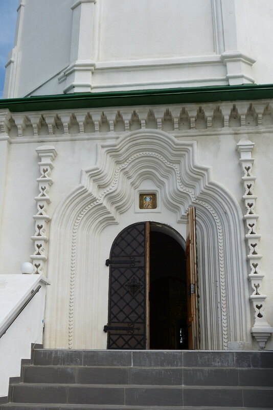 Храм в стиле сибирское барокко