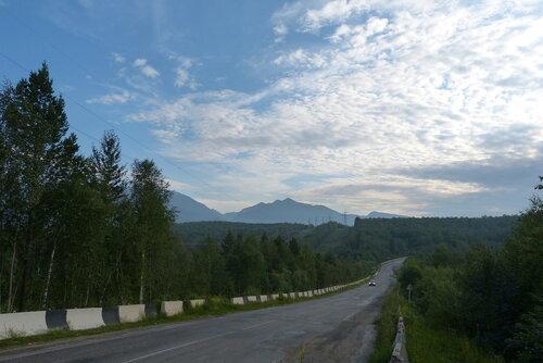 Восточный Саян у Байкала