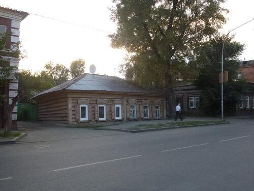 Старый иркутск фото старого города