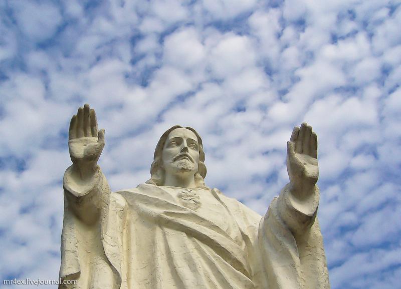 Мосар, костел Св. Анны