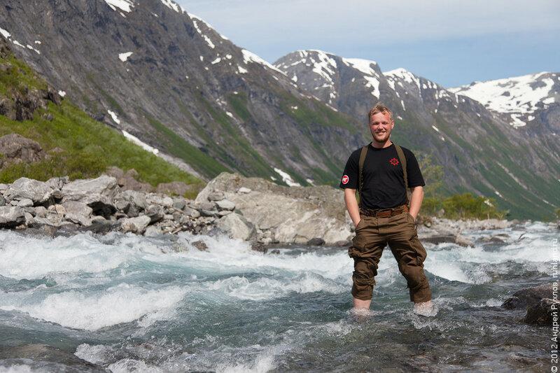 Скандинавия 2012