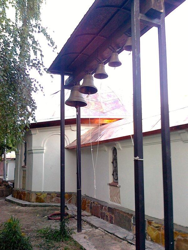 Колокола Десятинного монастыря