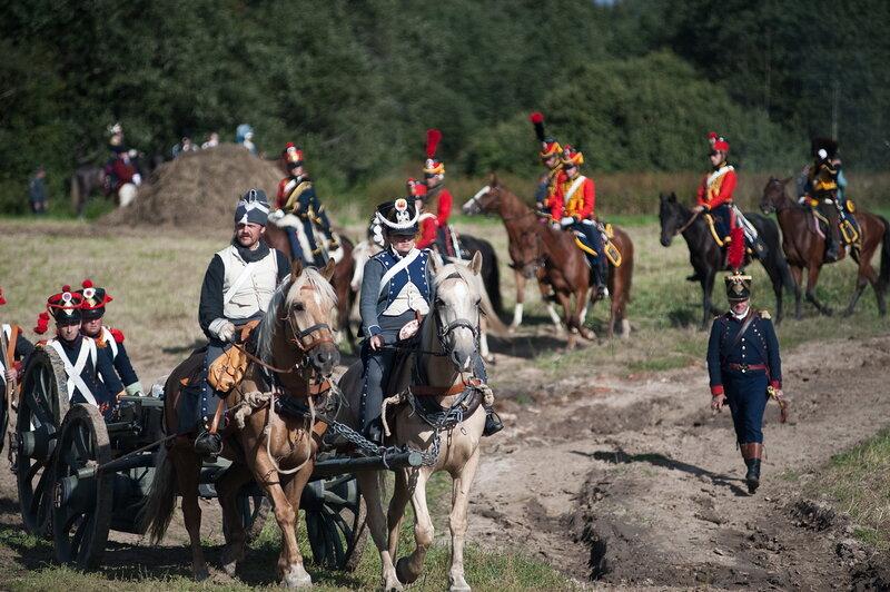 День Бородина. 200-летний юбилей (2 сентября 2012 года)