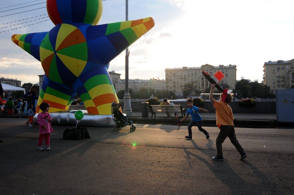 Фестиваль «Яркие люди»