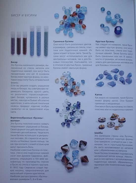 sum-lara бисер книга кольца схема.