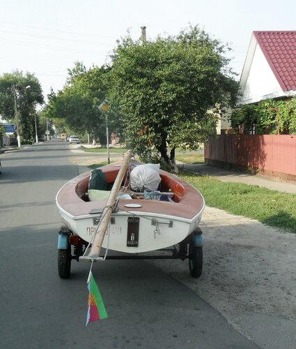 Водная дорога через лиманы Ачуевской косы. 2012-08-09-11