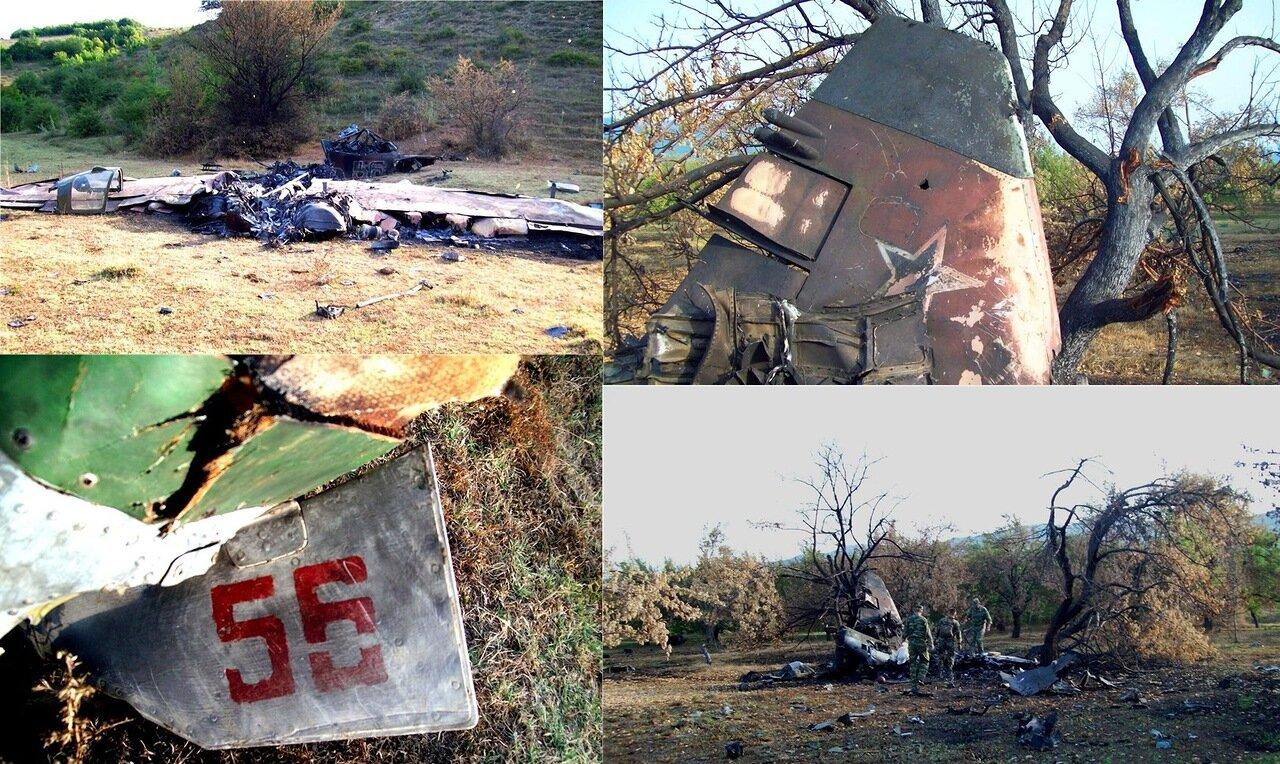 В зоне АТО террористы повредили самолет Су-25, летчик совершил вынужденную посадку, - Минобороны - Цензор.НЕТ 880