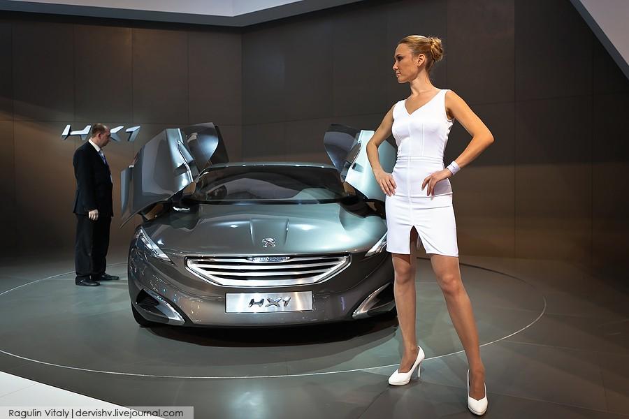 Московский международный автомобильный салон-2012