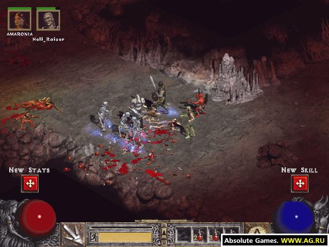 Diablo ii: lord of destruction (2001) pc | repack от r. G. Механики.