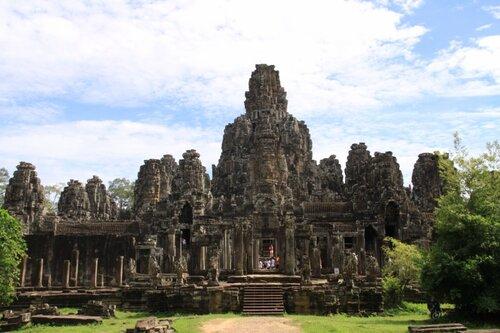 Храм Байон, Bayon, храмы Камибоджи