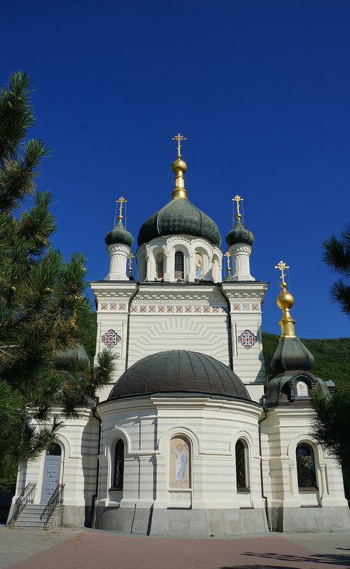 Церковь Воскресения Господня, или Форосская церковь