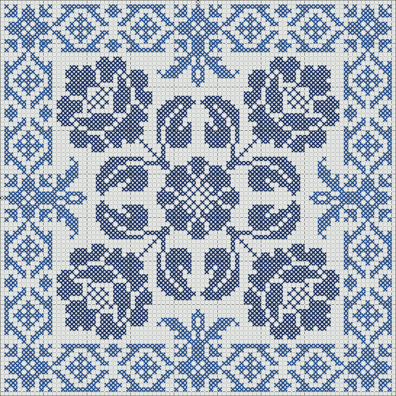 виноград крестиком схема. вышивка крестом белорусские узоры. фазаны крестиком схема.