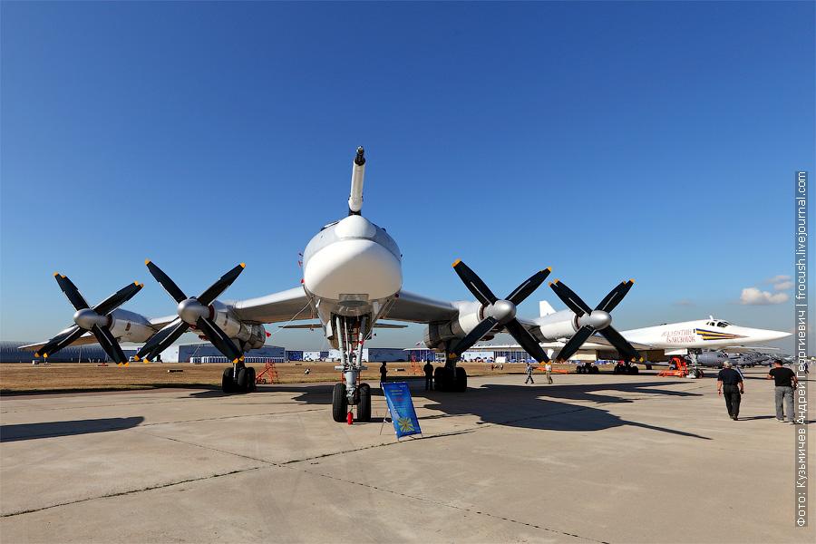 Ту-95МС фото