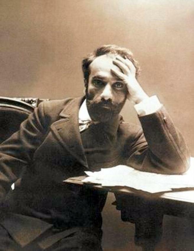 Исаак Левитан, 1899 год, фото