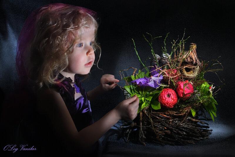 сказка для маленькой Евы