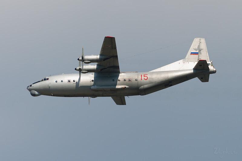Антонов Ан-12 DSC_3109