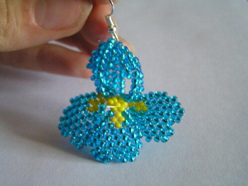 Фиолетово-синий с жёлтой сердцевиной - такой ирис стал классикой садового мира, и нередко, созерцая его...