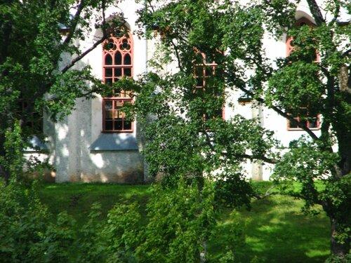 Отепяэская мариинская лютеранская церковь