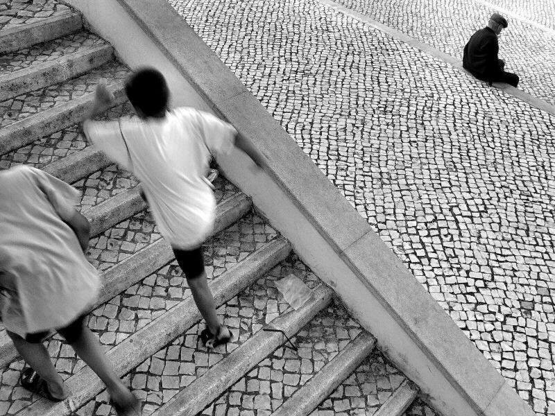Уличная фотография. Фотограф Rui Palha