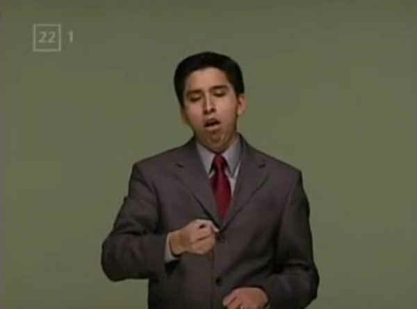 Свидетели Иеговы рассказывают глухонемым о вреде мастурбации