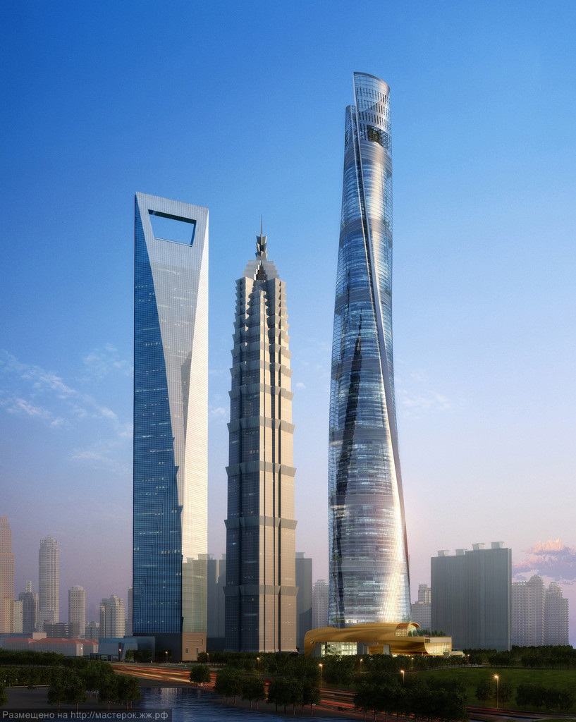 Construction Begins On Tallest Building In China