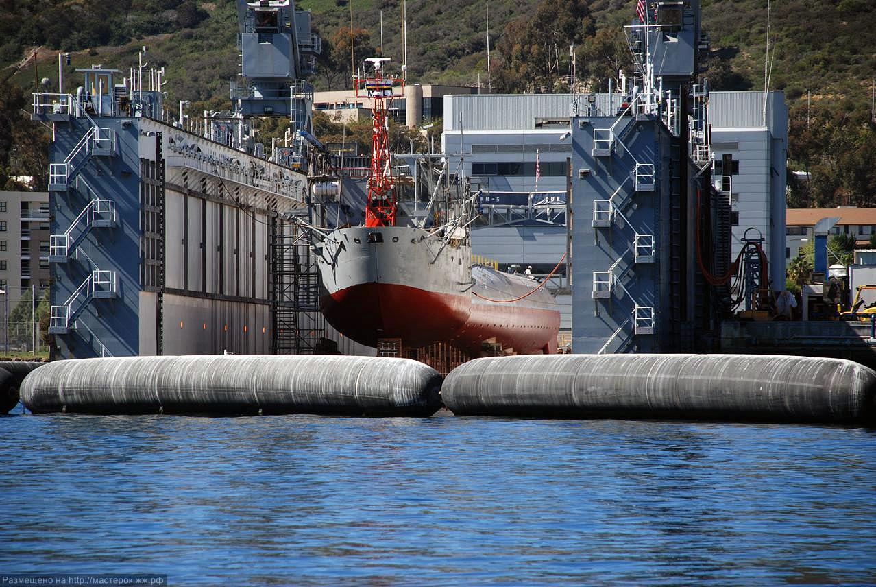 FLIP in Dry Dock<br />FLIP in Dry Dock