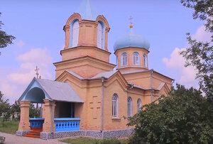 biserica sf.Nicolae satul Bursuceni raionul Sangerei.jpg