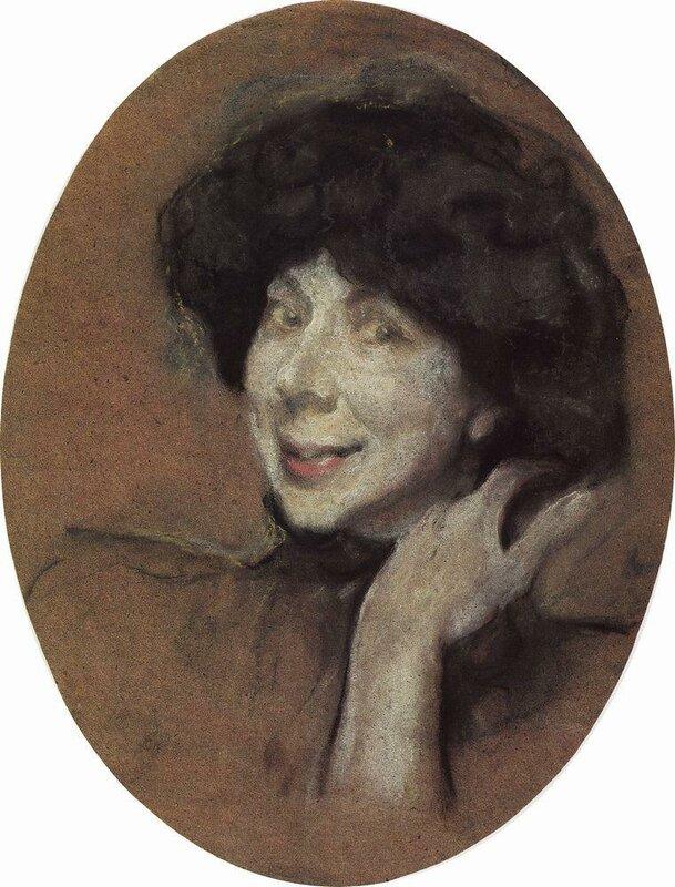 Портрет А.К.Бенуа. 1908.jpg