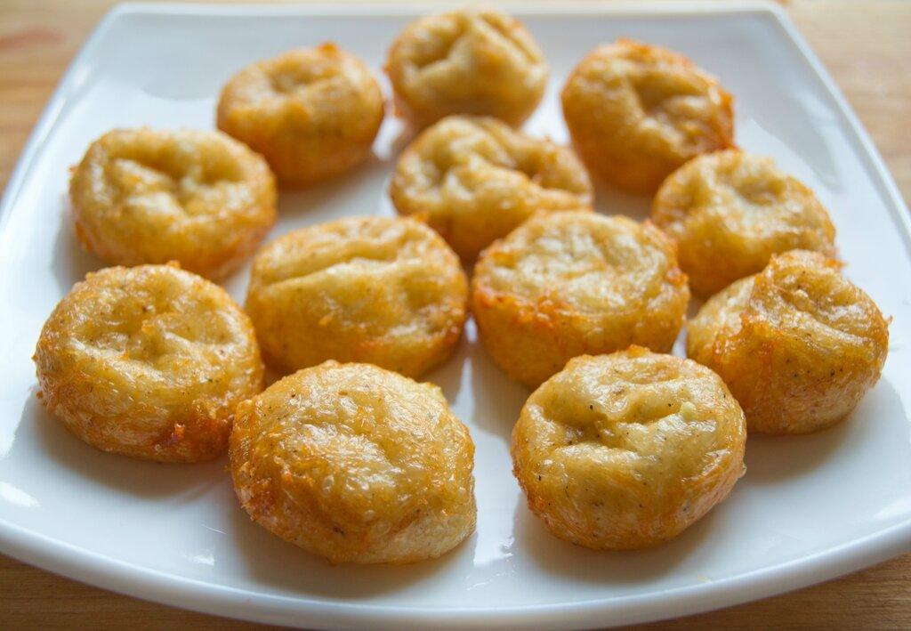 Шарики из сыра «Пармезан»