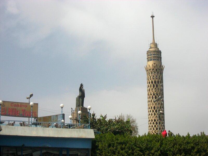 Короткий круиз по Нилу в Каире - Техника, Реки, Города - cairo, egypt
