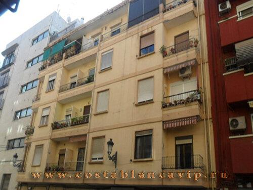 Недвижимость в испании от банков валенсия
