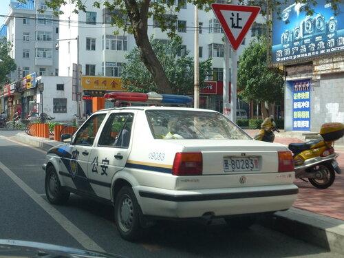 VW (Фольксваген) Пассат китайского производства