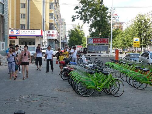 Прокат велосипедов Хэйхэ фото